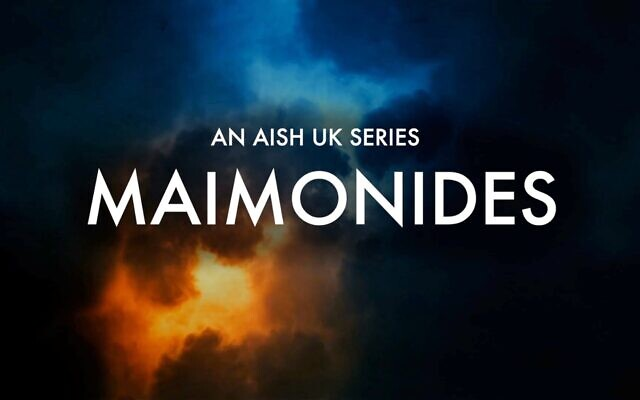 Aish's three Maimonides courses have been slashed in price from £49 to £10.