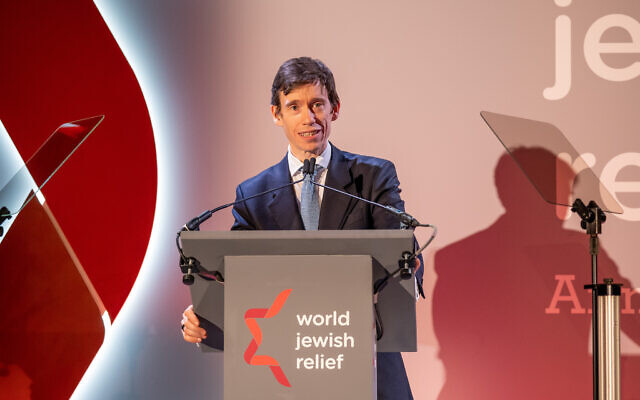 Rory Stewart (Credit: Rick Bronks, Satureyes Photography)