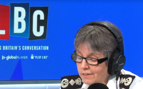 Dame Cressida Dick, the Met's chief commissioner, speaking to Nick Ferrari on LBC, in January  about the antisemitism investigation