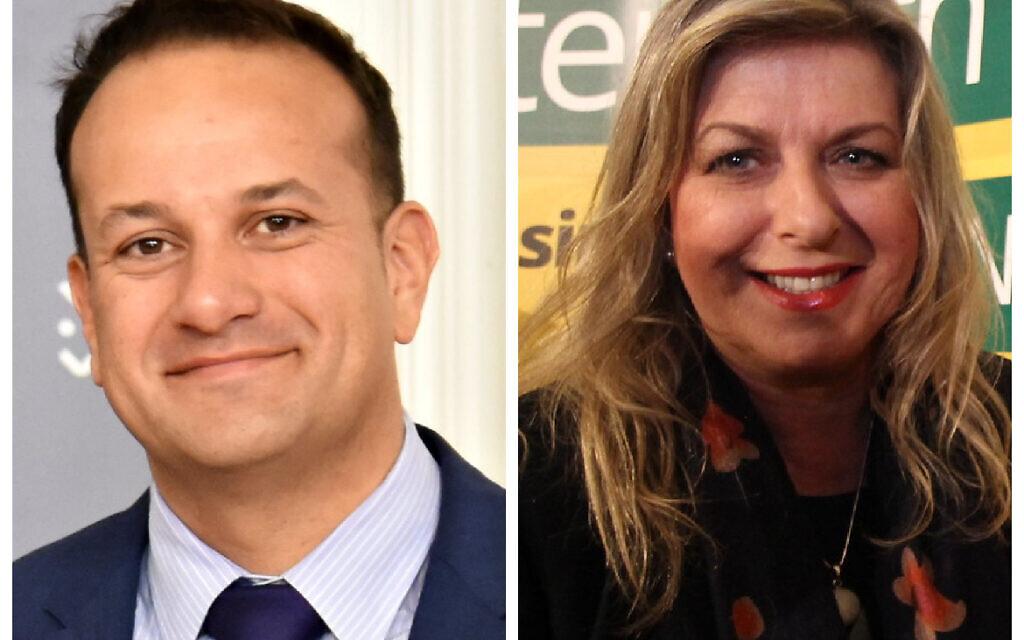 Head of Dublin community condemns politician's 'inaccurate antisemitic' tweets
