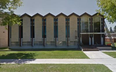 Chevra Mishnayes Synagogue (google maps screenshot)