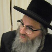 Rabbi Uri Ashkenazi (Wikipedia/Author	Cheskel dovid/Attribution 3.0 Unported (CC BY 3.0) / https://creativecommons.org/licenses/by/3.0/legalcode)