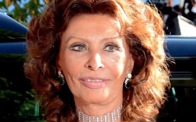 Sophia Loren (Wikipedia/Author	Georges Biard/Attribution-ShareAlike 3.0 Unported (CC BY-SA 3.0))