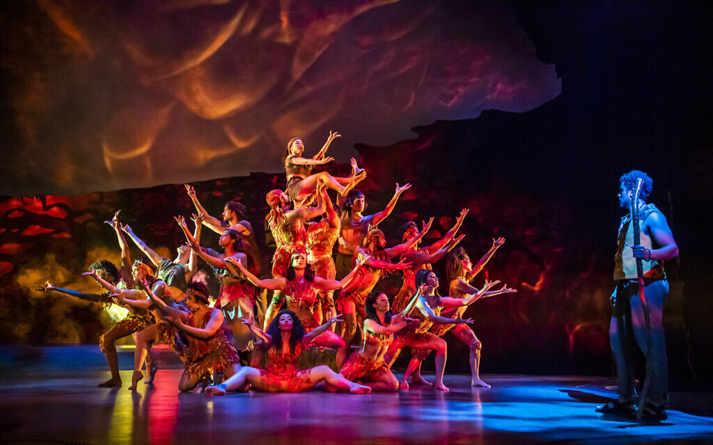 The Prince Of Egypt (A New Musical) by Stephen Schwartz @ Dominion Theatre, London.