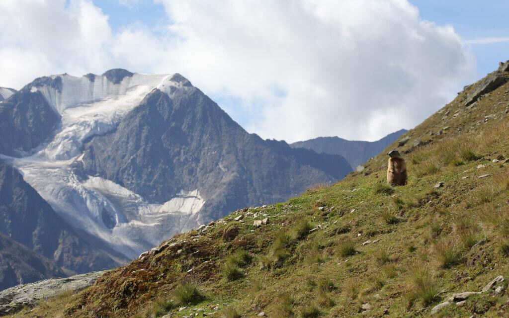The spectacular Ötztal Valley