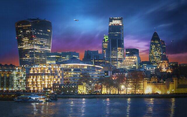 City of London's banking district  (Photo by Viktor Forgacs on Unsplash)