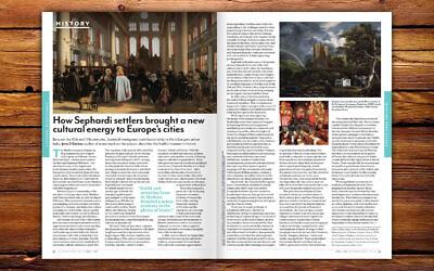 Jewish Renaissance magazine - April 2020