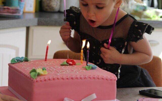 Maya Freedman celebrated her birthday in style this week