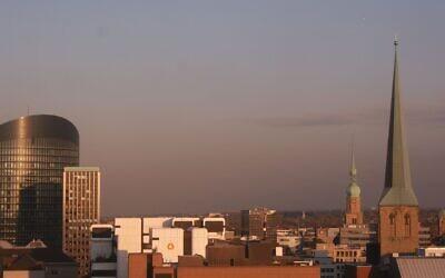Dortmund's skyline. (Wikipedia/AuthorLucas Kaufmann/Dortmund/ (CC BY-SA 3.0) https://creativecommons.org/licenses/by-sa/3.0/legalcode)