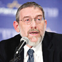 Norway's Chief Rabbi