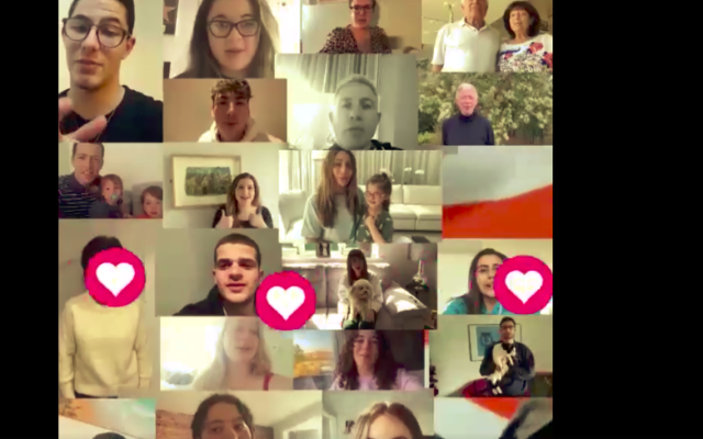 StandWithUs video campaign urges UK public to stay at home during the pandemic
