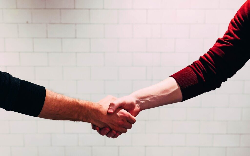 Handshake (Photo by Chris Liverani on Unsplash)