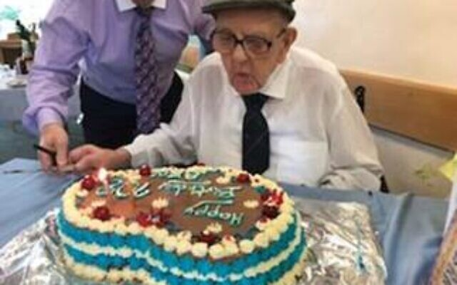 Ben's 108th birthday