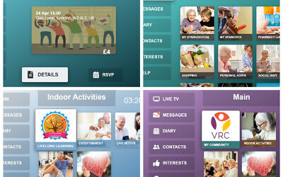 Sparko TV helps people live an active life