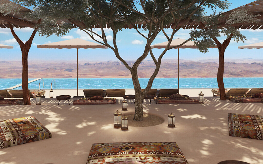 Six Senses in the Negev
