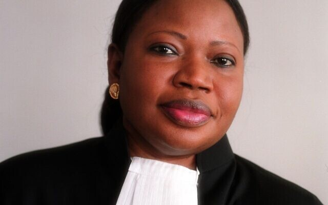 Fatou Bensouda (Wikipedia/AuthorMax Koot Studio/ (CC BY-SA 3.0) https://creativecommons.org/licenses/by-sa/3.0/legalcode)