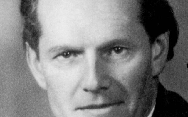 Hans Calmeyer (Wikipedia/ Source: Yad Vashem Hans Georg Calmeyer/ AuthorUnknown)