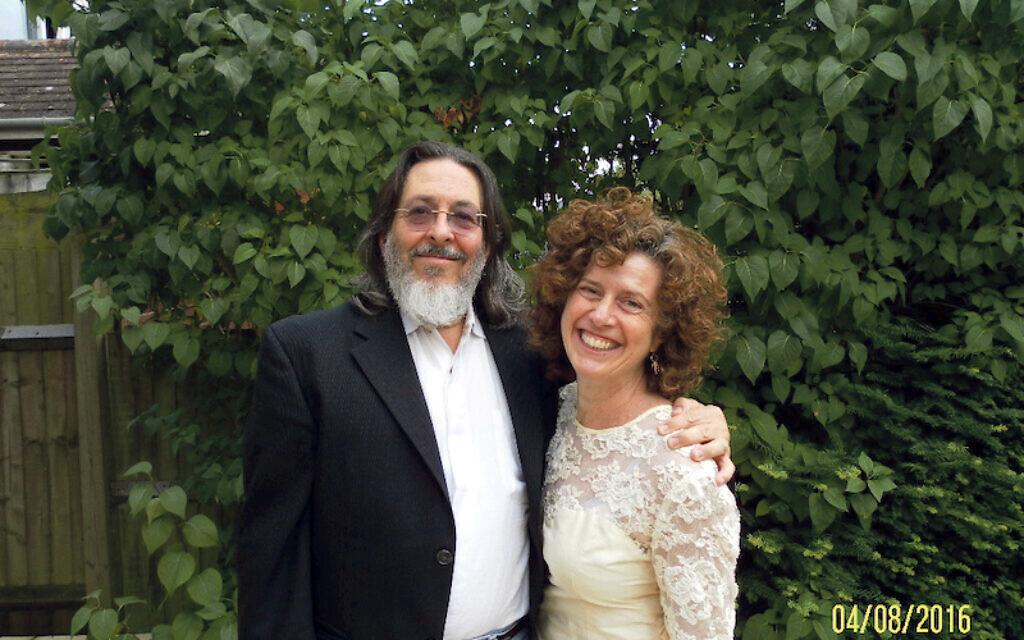 Neil and Susannah Kraft