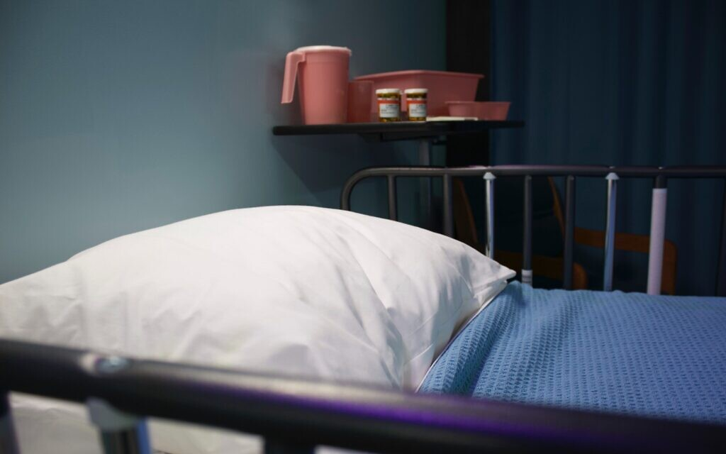 Stock image of a hospital bed (Credit: Photo by Bret Kavanaugh on Unsplash)
