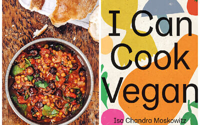 This week's recipe is extracted from I Can Cook Vegan by Isa Chandra Moskowitz, published by Abrams, priced £22.99 (hardback). Photographs © Isa Chandra Moskowitz. Available now