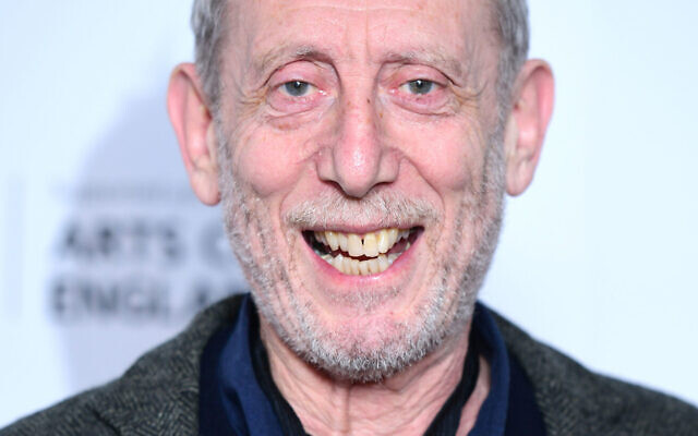 """Children's Laureate Michael Rosen, who spent seven weeks on a ventilator with Covid-19 and was told he """"might not wake up"""". (Photo credit: Ian West/PA Wire)"""