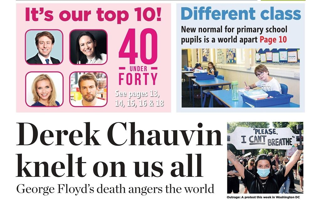 This week's Jewish News