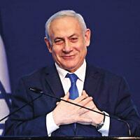 Israeli Prime Minister Benjamin Netanyahu (AP Photo/Oded Balilty)