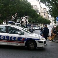 Vehicle of Paris Police Prefecture. (Wikipedia/Author	Kevin.B/ Attribution-ShareAlike 3.0 Unported (CC BY-SA 3.0)  /  https://creativecommons.org/licenses/by-sa/3.0/legalcode)