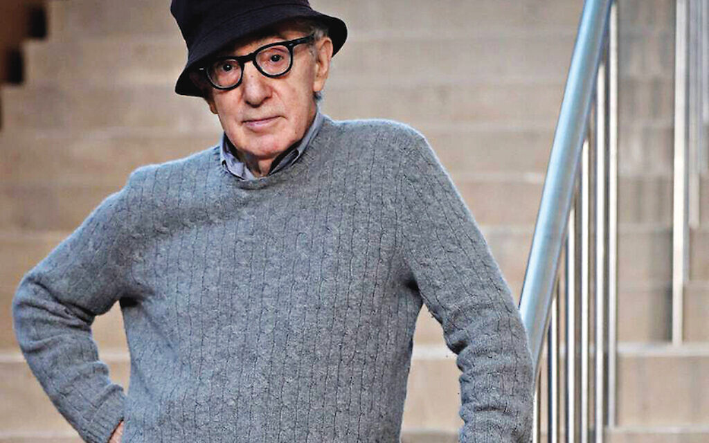Woody Allen: 'I'm not as neurotic as my characters'