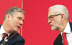 Labour leader Keir Starmer has sought to move the party beyond the row over antisemitism that marred much of his predecessor's tenure.
