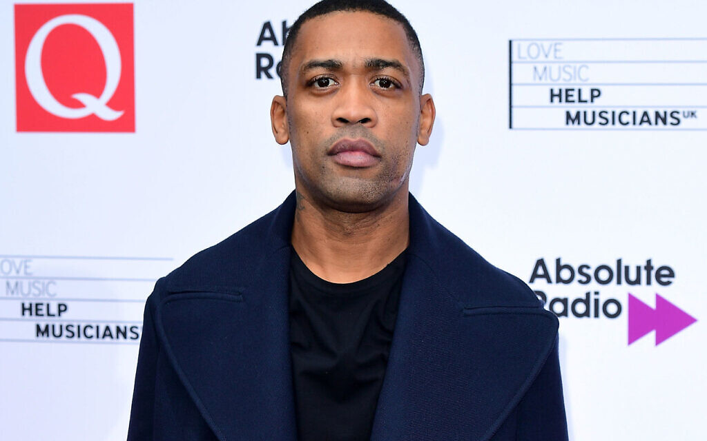 Wiley aka Richard Cowie Jnr. (Photo credit: Ian West/PA Wire)
