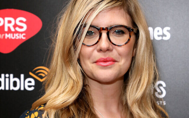 Emma Barnett (Photo credit: Lia Toby/PA Wire)