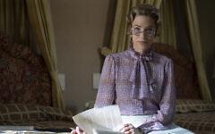 Cate Blanchett stars as Phyllis Schlafly in Mrs America. Credit: Sabrina Lantos