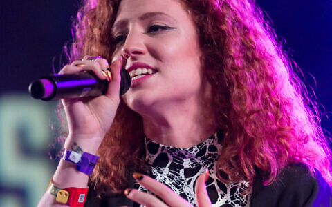 Jess Glynne is among the more than 700 signatories of an open letter condemning racism. She is pictured at a 2015 concert in the US (Credit: Cal Holman from Columbus, GA, USA - Jess Glynne, CC BY 2.0, https://commons.wikimedia.org/w/index.php?curid=42513593)