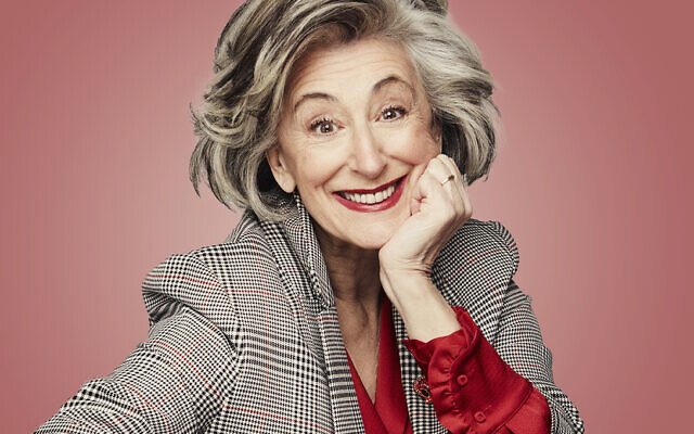 Maureen Lipman (Credit: Jay Brooks)