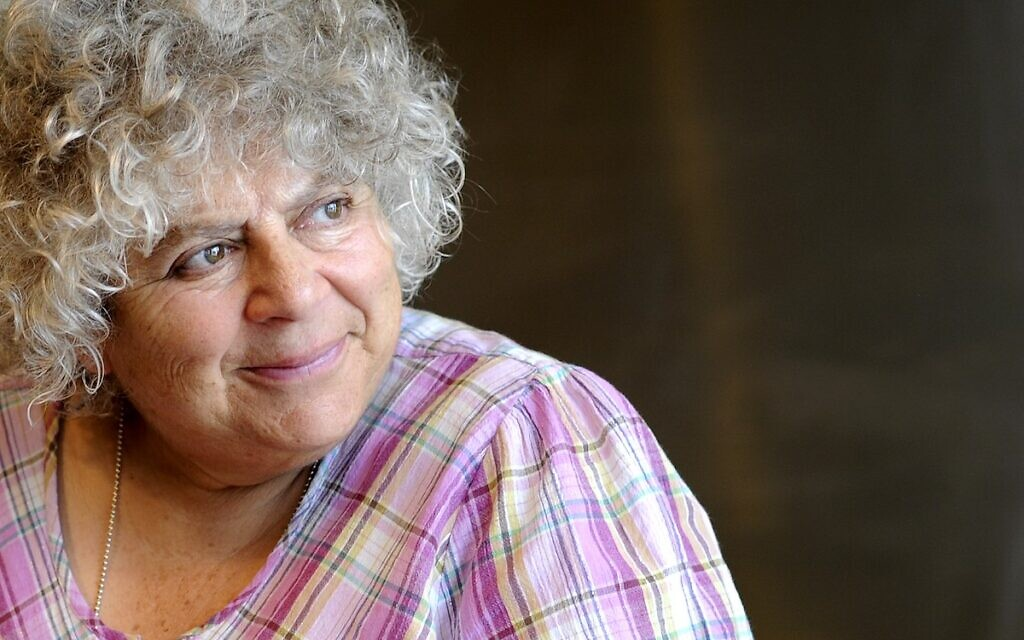 Miriam Margolyes plays Alice, a woman living with dementia in lockdown, in Louise Coulthard's new online production, Watching Rosie