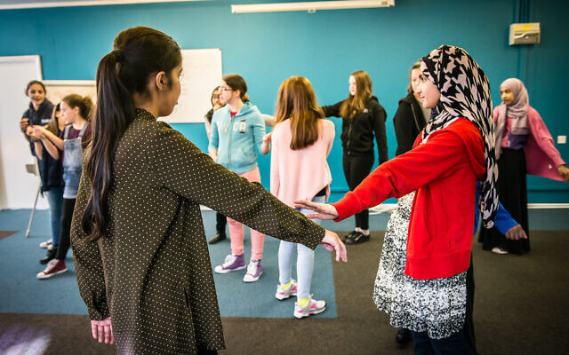 Faith & Belief Forum's School Linking programme