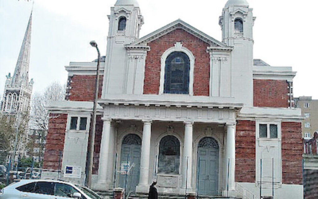The oldest United synagogue is in Egerton Road, Stamford Hill
