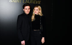 Brooklyn Beckham and Nicola Peltz (Photo by Laurent Zabulon/ABACAPRESS.COM)