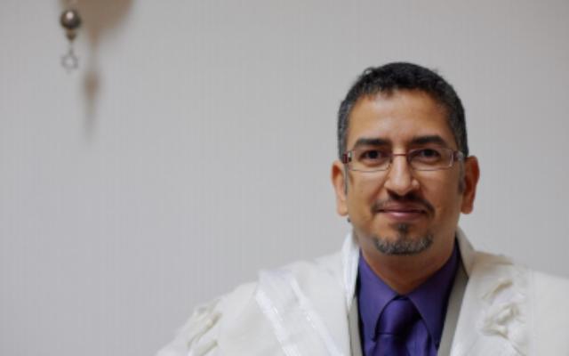Rabbi Adrian Michael Schell (Credit: Tobias Barniske)