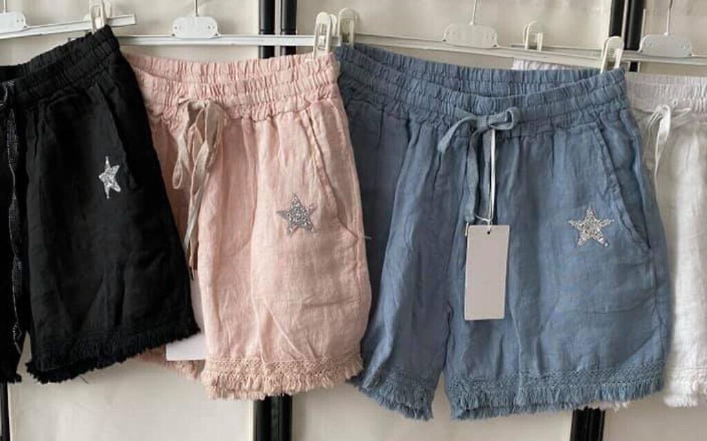 Shorts from The Wardrobe Edit