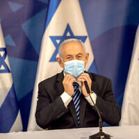 Israeli Prime Minister Benjamin Netanyahu (Photo by: Tal Shahar, Yediot Ahronot, Pool Via JINIPIX)