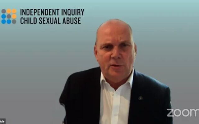 Jim Gamble, the Independent Child Safeguarding Commissioner of City and Hackney Safeguarding Children Partnership