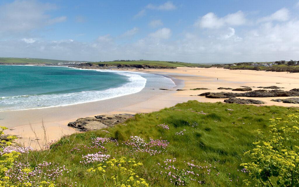 Harlyn Bay, North Cornwall