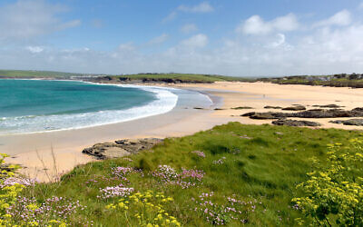 Harlyn Bay, North Cornwall