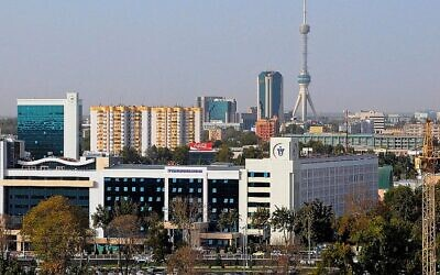 Tashkent (Wikipedia/ Author: Dilshod Akbarov/ Attribution-ShareAlike 3.0 Unported (CC BY-SA 3.0) / https://creativecommons.org/licenses/by-sa/3.0/legalcode)
