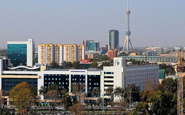 Tashkent (Wikipedia/ Author: Dilshod Akbarov/ Attribution-ShareAlike 3.0 Unported (CC BY-SA 3.0) / https://creativecommons.org/licenses/by-sa/3.0/legalcode)