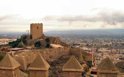 Lorca, Spain. (Wikipedia)