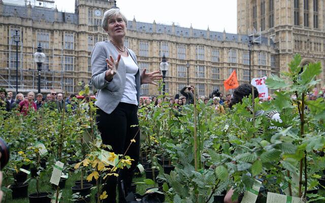 Labour MP, Kate Green(Photo credit: Jonathan Brady/PA Wire)