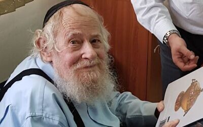 Rabbi Adin Even-Israel Steinsaltz  (Wikipedia / Author: SoInkleined / Attribution-ShareAlike 4.0 International (CC BY-SA 4.0)  https://creativecommons.org/licenses/by-sa/4.0/legalcode)